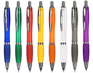 Пластиковые ручки viva pens